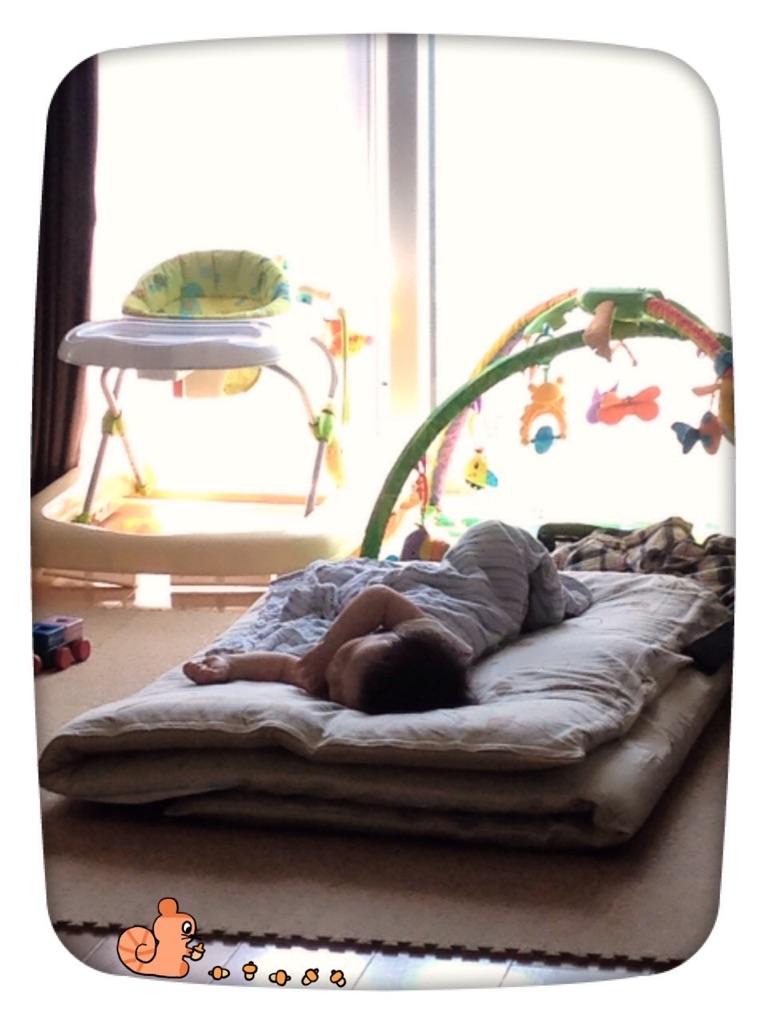 ベッド 落ちる 赤ちゃん から