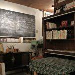 栃木県宇都宮市のおしゃれなカフェ+古本屋さんを見つけました。